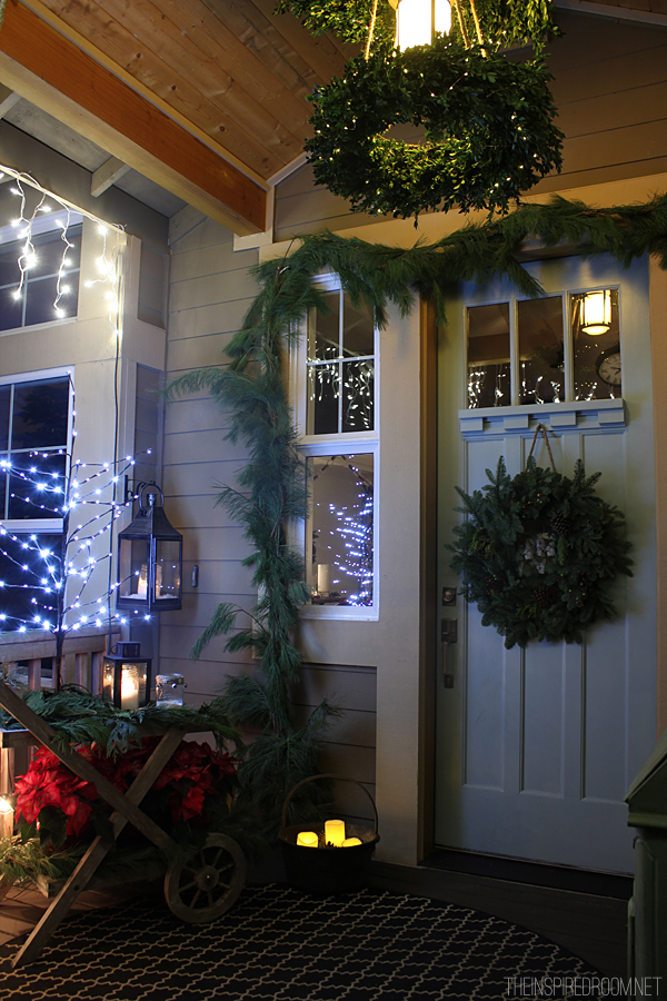 Outside My House Christmas Decorating Ideas