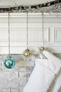Tips for How to Hang Garland, Wreaths and Stockings ...