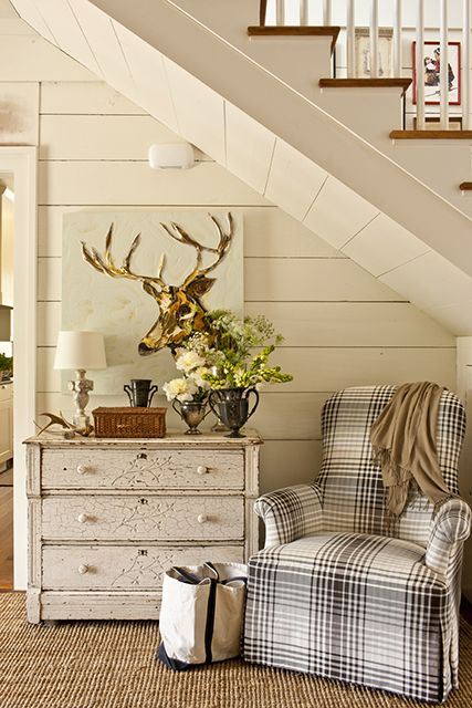 Glam Fall Background Wallpaper The Winter House The Inspired Room