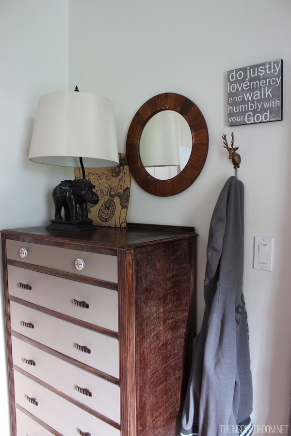 Teen Boys Small Bedroom An Update  The Inspired Room