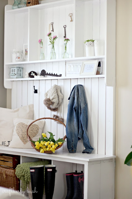 Spring Fling 6 Ways To Bring Spring To Your Entry The
