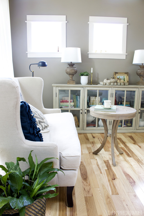 DIY Decorating My House Tour  The Inspired Room