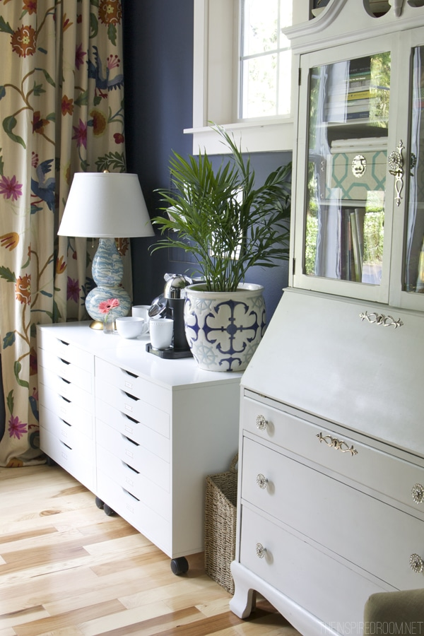 Organizing the Office  BHG Top Ten Decorating Blogs