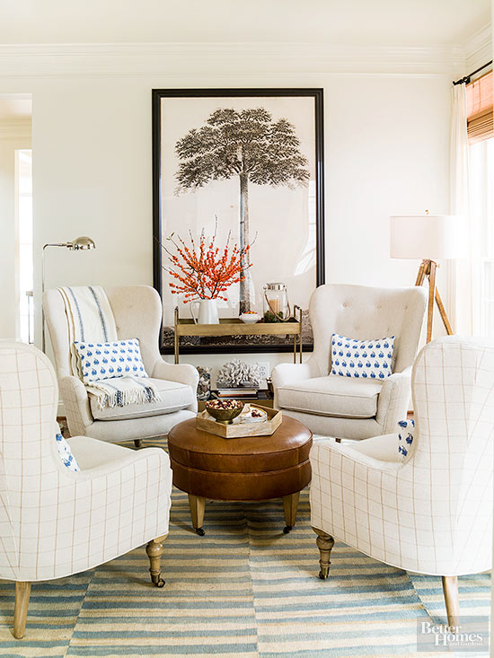 4 chairs in living room gardner white sets four ways to create cozier conversation areas the inspired