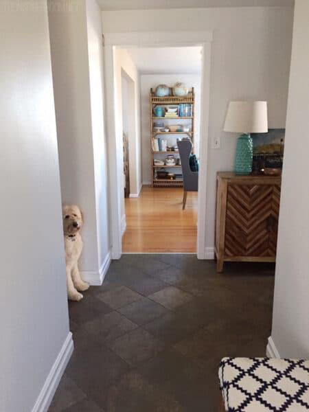 The Inspired Room - Entry Progress