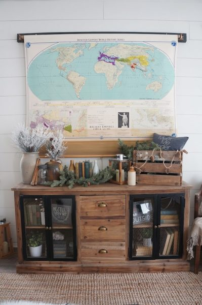 DIY Shiplap on a Budget - Inexpensive Paneling - Perfecting the Homefront