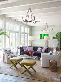{Inspired By} Wood Beam & Plank Ceiling Design - The ...