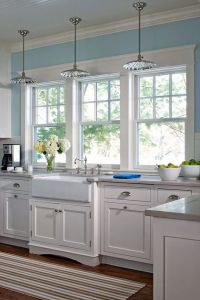 My Kitchen Remodel: Windows Flush With Counter