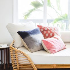 Bamboo Rattan Chair Dining Room Table Cushions & Accent Furniture {classic Trending} - The Inspired
