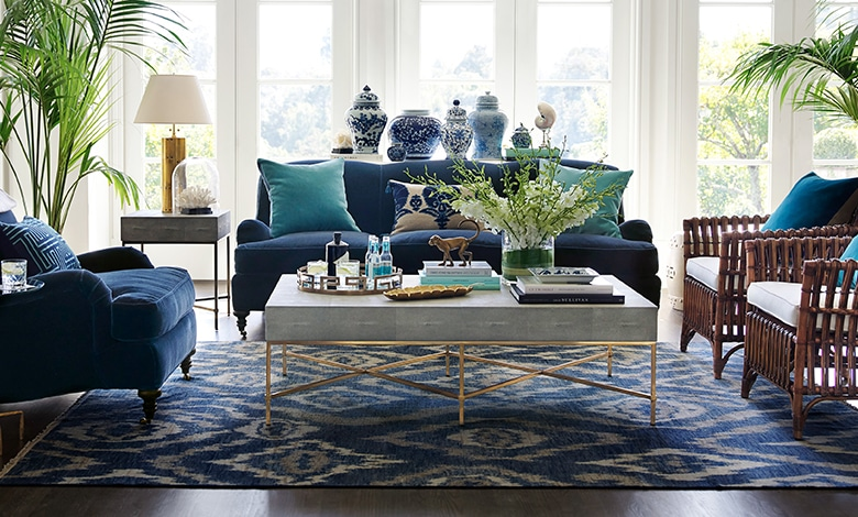 rattan chair ikea world market tables and chairs & bamboo accent furniture {classic trending} - the inspired room