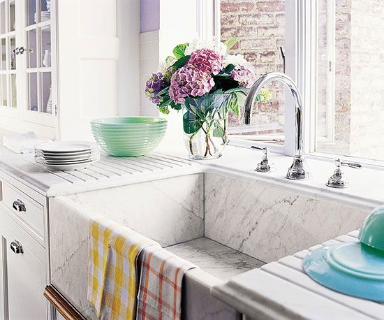 farm sinks for kitchens rugs hardwood floors in kitchen farmhouse inspiration the inspired room