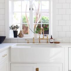 Kohler Undermount Kitchen Sink Planning Tools Farmhouse Sinks: Inspiration - The Inspired Room