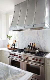 Covered Range Hood Ideas: Kitchen Inspiration - The ...