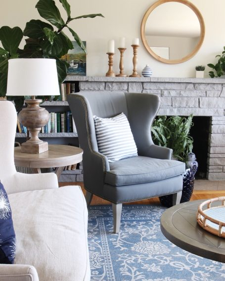 Avoiding the traps + the inspired room living room