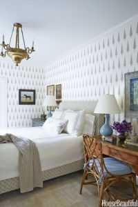 Beautiful Bedroom Wallpaper Ideas - The Inspired Room