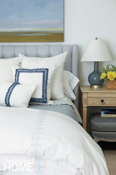 Bedroom Design - New England Home Mag
