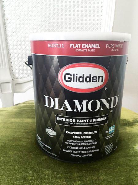 Glidden Diamond Paint and Primer