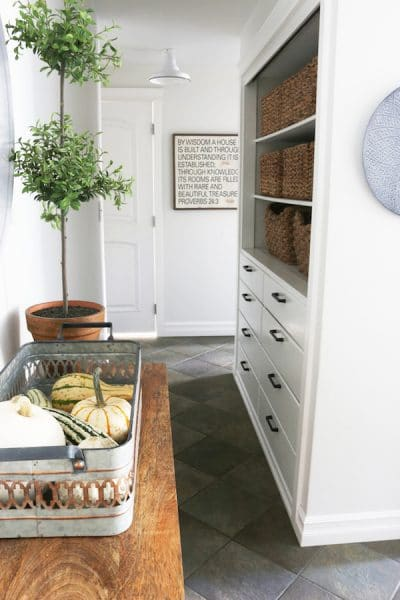 the-inspired-room-white-entry-hallway-fall-house-tour