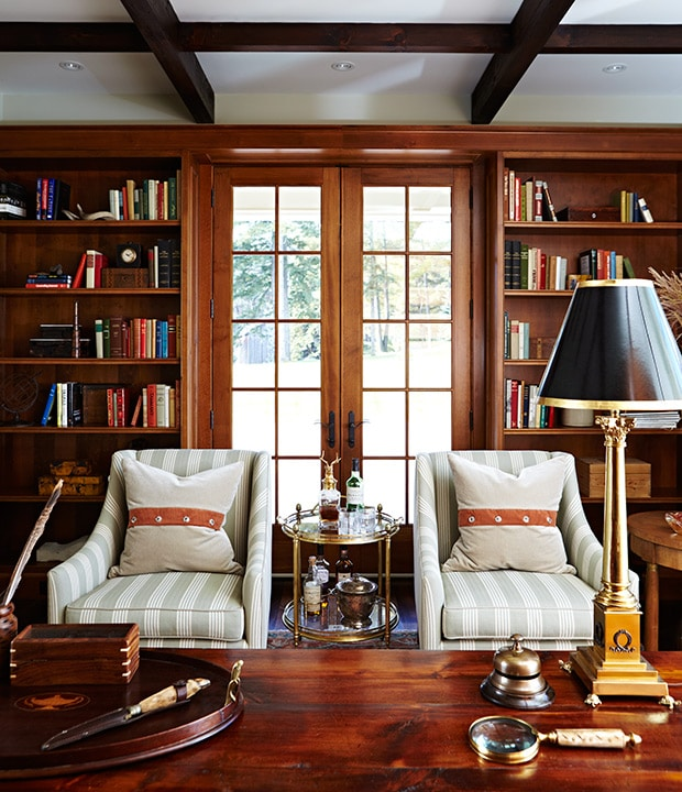 Fall October Wallpaper Dream House Tour New England Style The Inspired Room