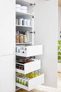 Slide Out Kitchen Pantry Drawers: Inspiration - The ...