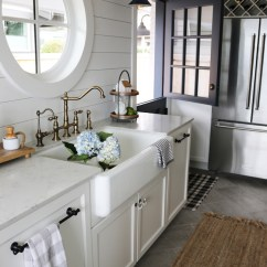 Tiny Kitchen Remodel Space Savers Cabinets Small Reveal The Inspired Room