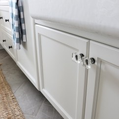 Kitchen Pulls Aid Accessories How To Mix Match Hardware Finishes Styles The Inspired