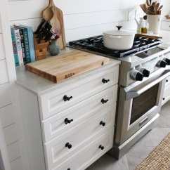 Kitchen Pulls Booth Table For How To Mix Match Hardware Finishes Styles The Inspired