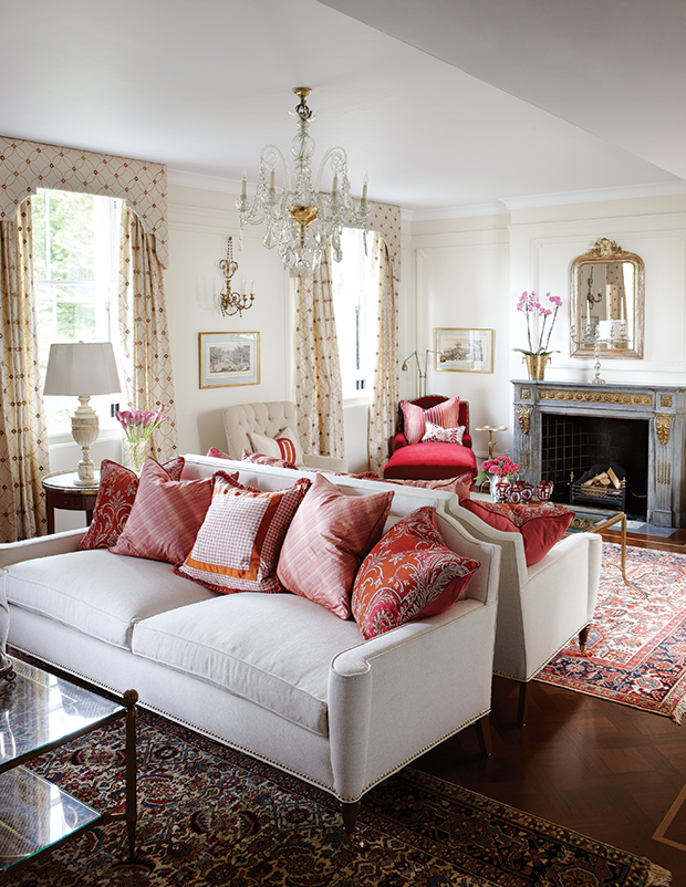 7 Inspired Rooms Designer Sarah Richardson  The Inspired