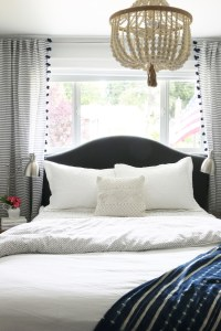 Coastal Cottage Bedroom Makeover! - The Inspired Room