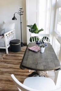 Small Space Solutions: Seattle Apartment Dining Area - The ...