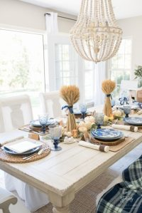 Simple & Natural Table Setting Ideas - The Inspired Room