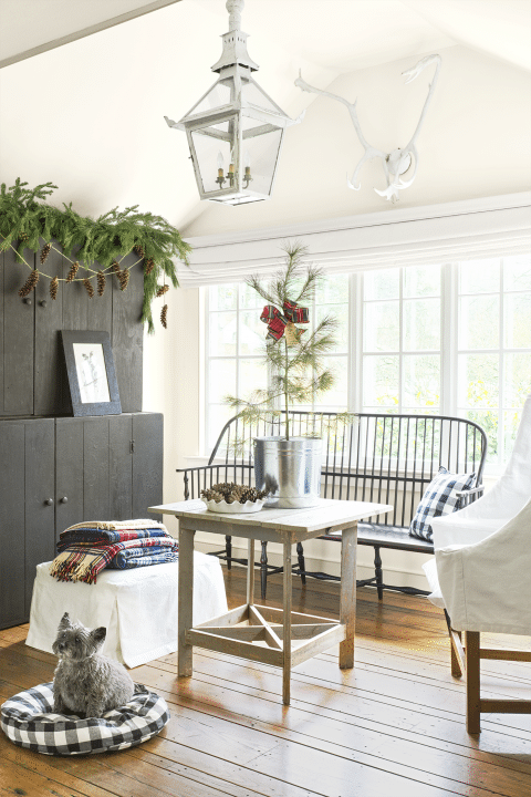 ethan allen living room pics ideas with dark grey walls christmas: plaid, tartan & buffalo check - the inspired