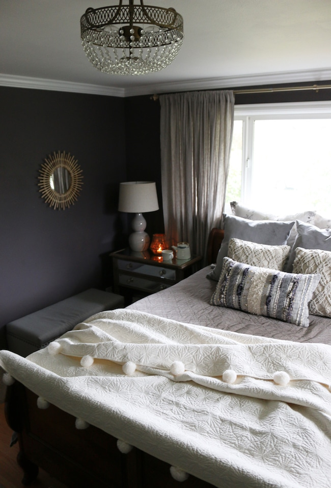 Creating a Cozy Sanctuary My Master Bedroom  The Inspired Room