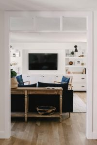 Decorating with a Television In the Living Room - The ...