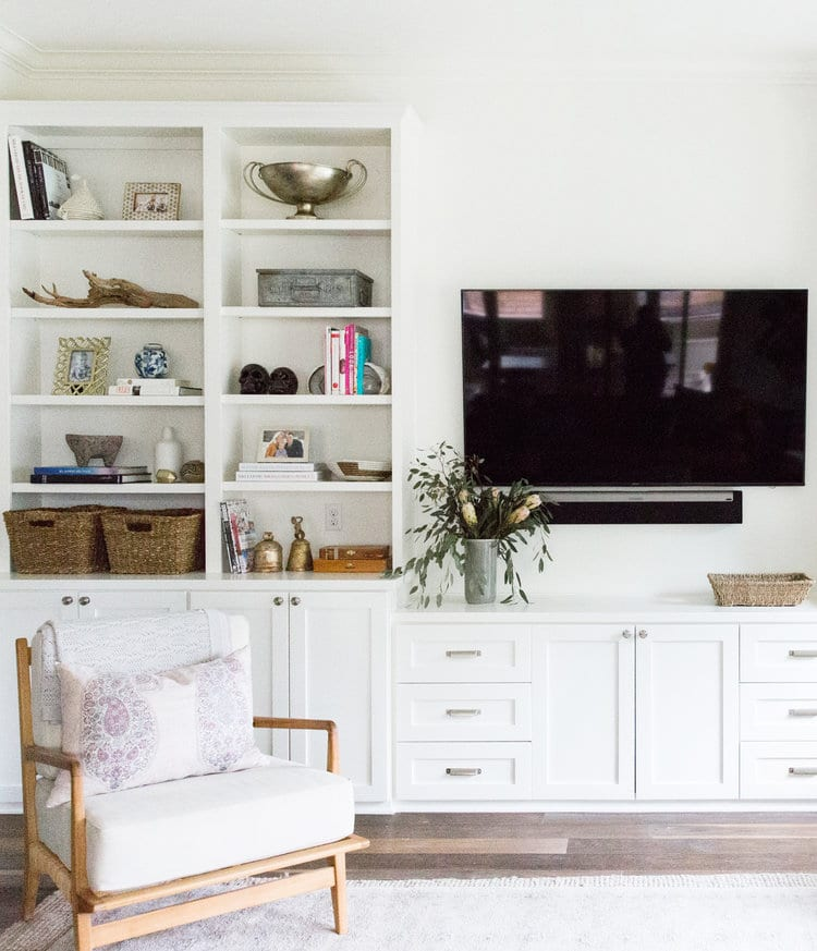 Decorating with a Television In the Living Room  The