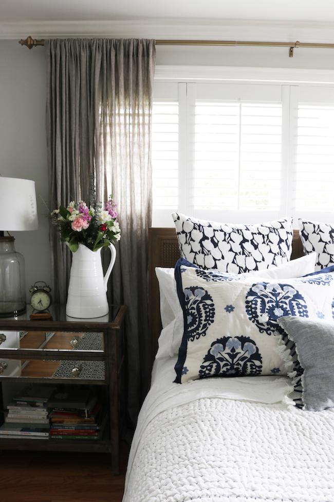 Master Bedroom Makeover  New Bed Rug  Bedding  The