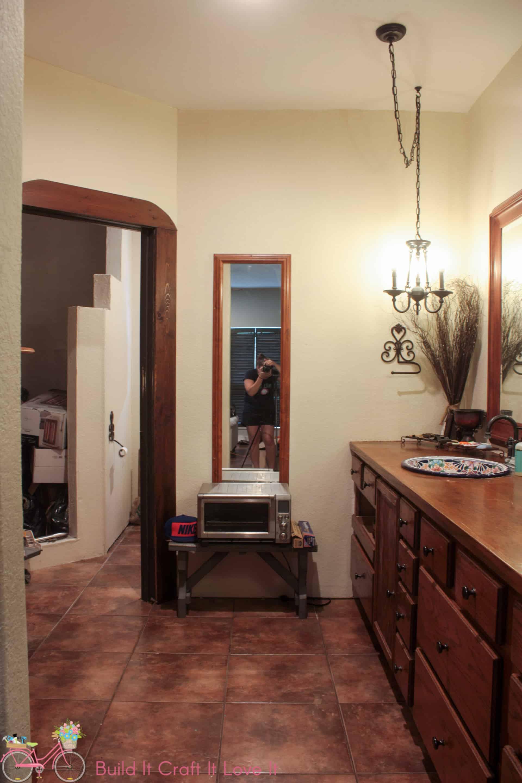 Diy Master Bathroom Renovation One Room Challenge The