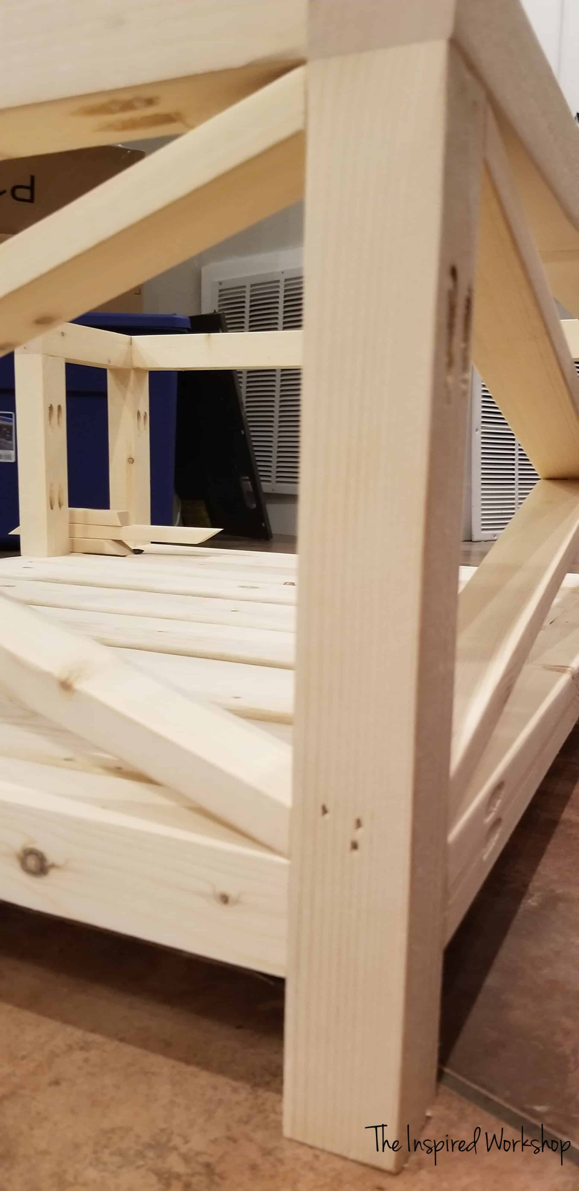 DIY Dog Bed   Pottery Barn Knockoff