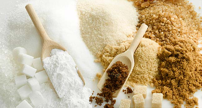 Learn the Many Different Names of Sugar
