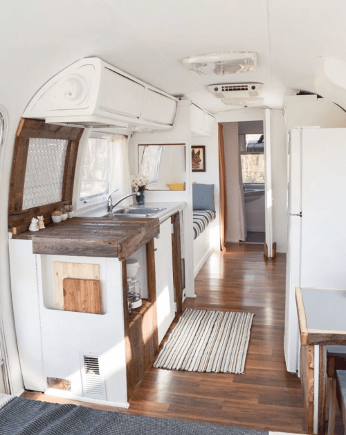 vintage airstream tiny living raleigh renovation