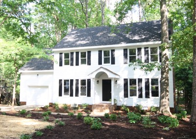 The Outdated Cary Colonial