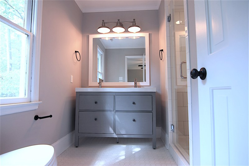 master bathroom after house flip flipping houses inspiring investment