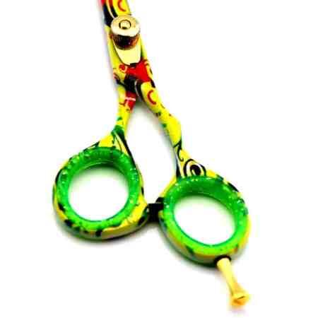 5.5 Barber Hairdressing Scissors Exotic
