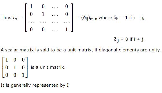 5.1 identity Matrix