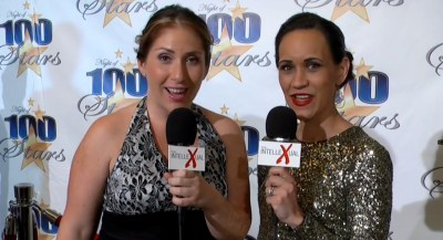 Jessica Jerrain and Laura Marie Davis host The IntelleXual Red Carpet