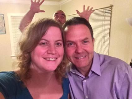 Jodi Cilley and Randy Davison - CUMBERBATCHED!