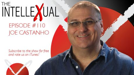 Joe Castahno on the 110th episode of The IntelleXual Podcast
