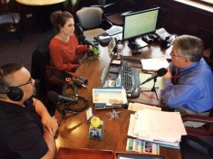 David S. Dawson, Kristin Naomi Garcia, County Supervisor Dave Roberts
