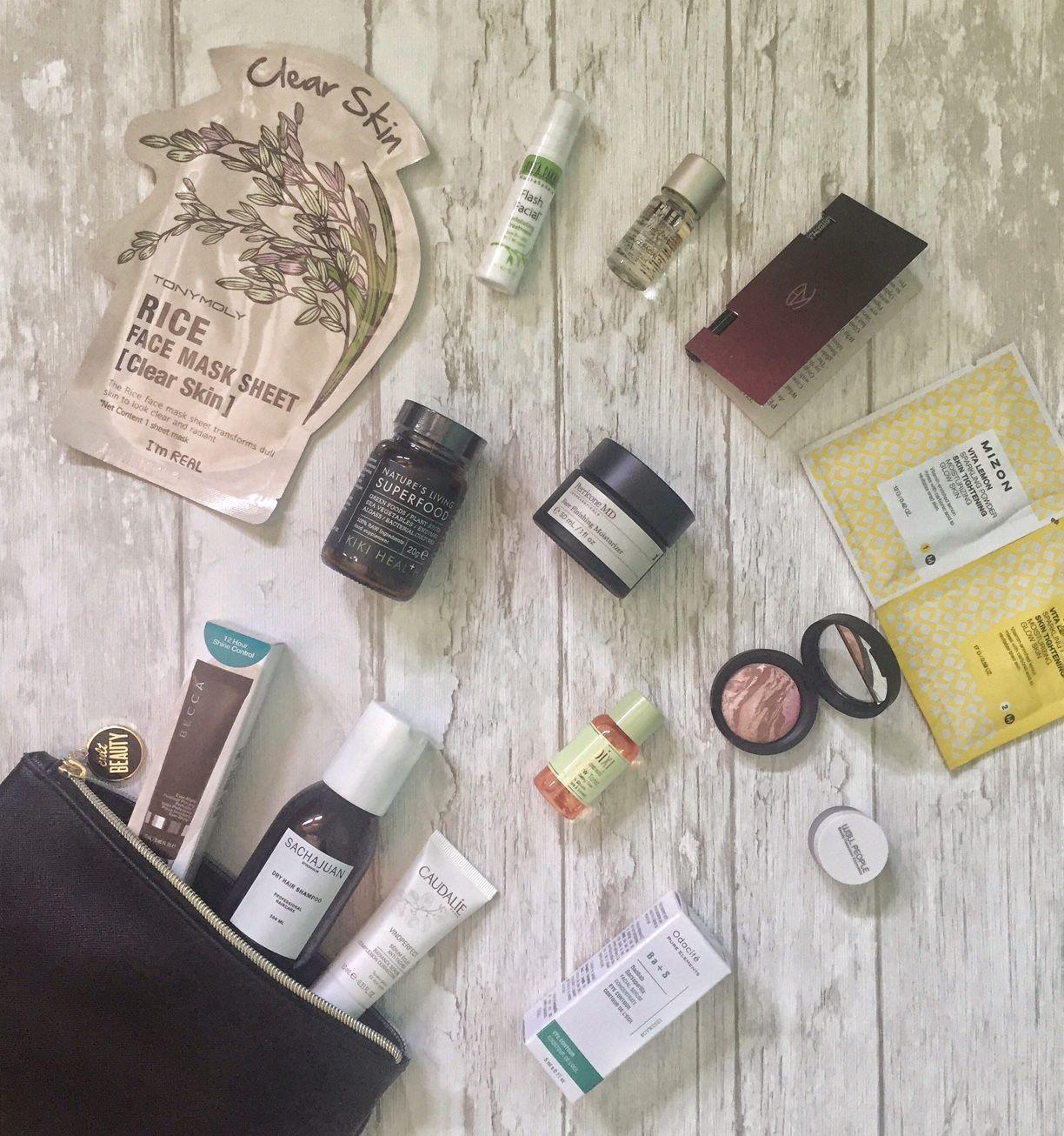 Cult Beauty - Summer Goodie Bag