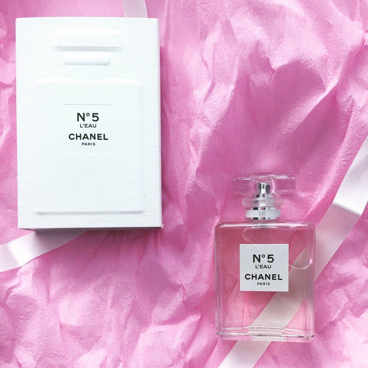 L'Eau Nº5 de Chanel